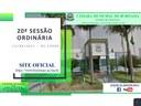 20ª SESSÃO ORDINÁRIA - 19H00 - 13/09/2021