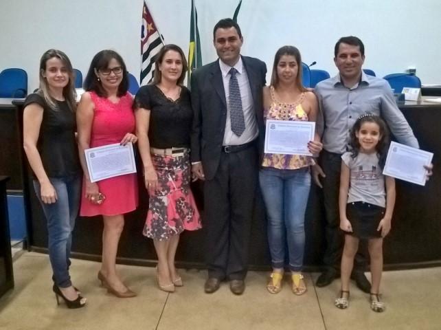 Câmara de Vereadores concede Moção de Aplauso aos Servidores Municipais de Saúde